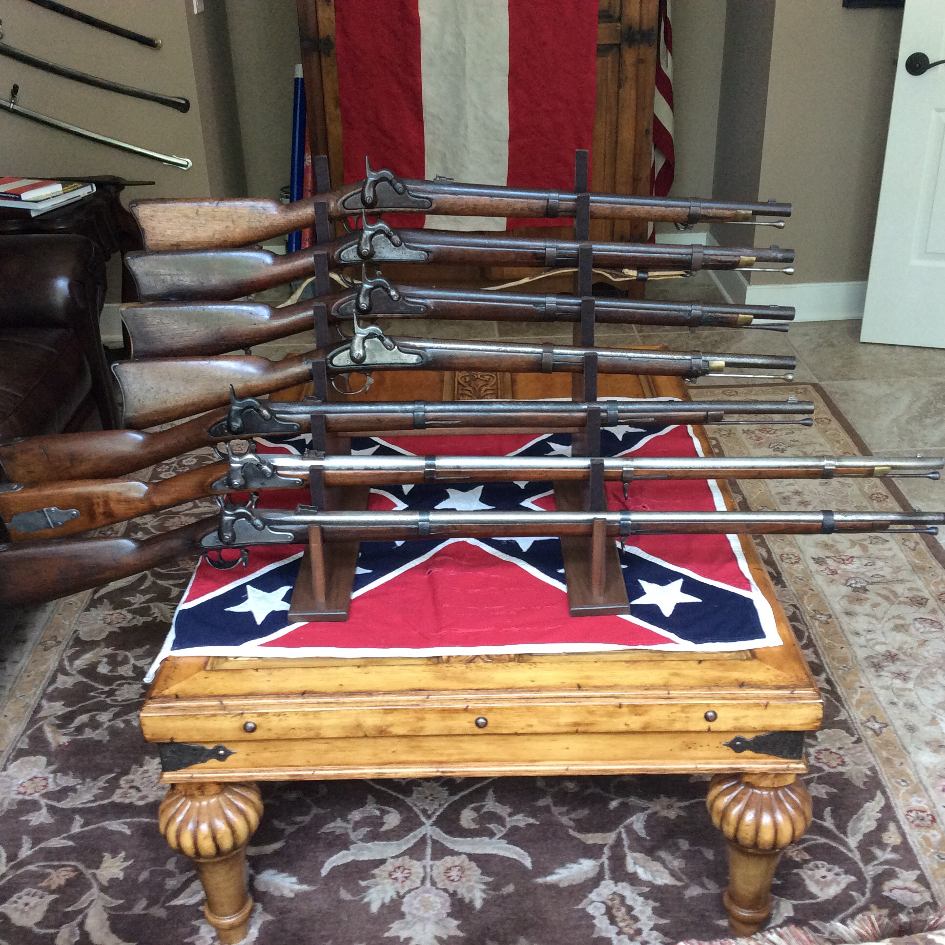 Richmond Armory Weapons