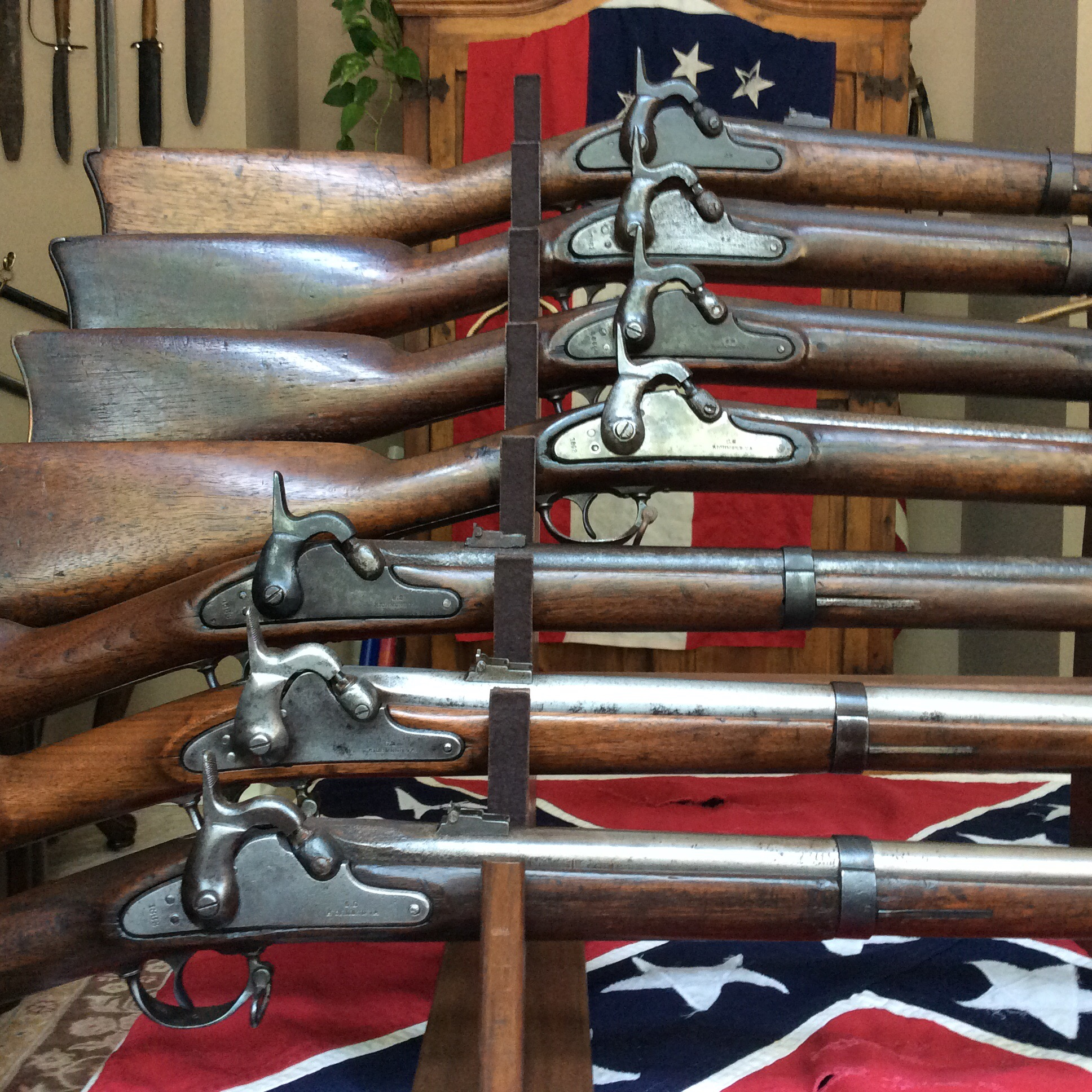 C.S. Richmond Rifle Muskets
