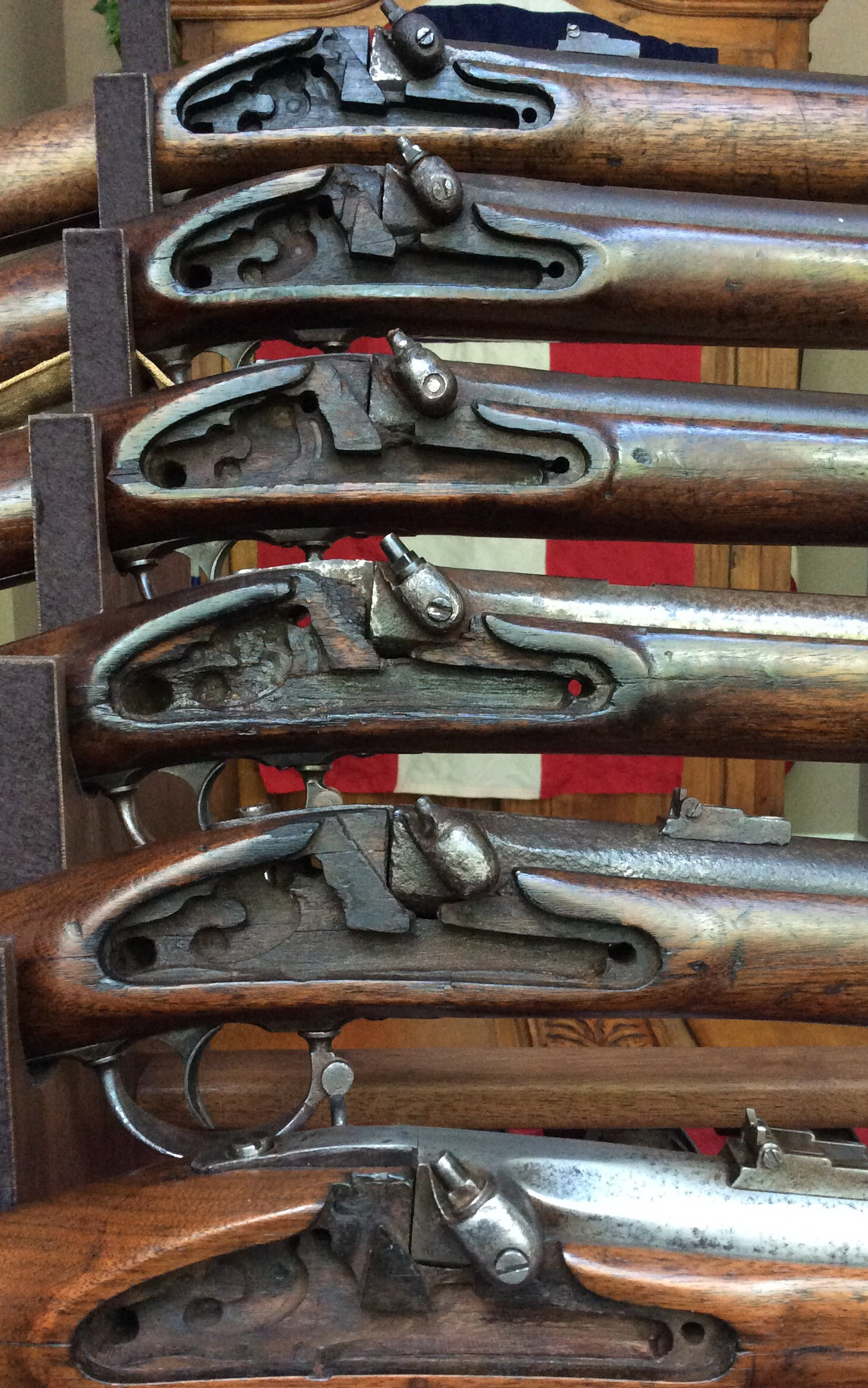 Richmond Carbines and Rifles, Lock Cavity
