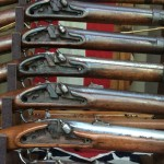 Richmond Musket Rifles, Lock Cavity