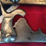 1862 Richmond High Hump Lock Plate, Type 2
