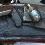 1863 Richmond Rifle Musket, Lock Cavity