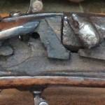 1863 Richmond Short Rifle, Lock Cavity