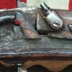 1863 Richmond Carbine, Lock Cavity