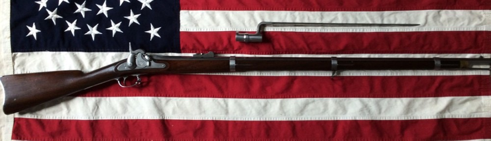 1858 Harpers Ferry Rifle Musket