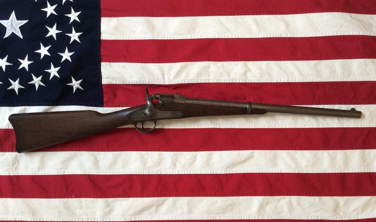 Joslyn Carbine, Model 1864