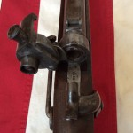 Joslyn Carbine, Open Breech Block