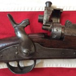 Joslyn Carbine, Lock Plate & Breech Block