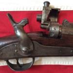 Joslyn Carbine, Lock Plate & Breech Block