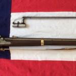 1863 Fayetteville Rifle, Type VI & Bayonet