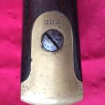 1863 Fayetteville Rifle, Butt Plate