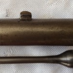 1863 Fayetteville Rifle, Front Sight