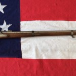 1862 Richmond Rifle Musket, High Hump