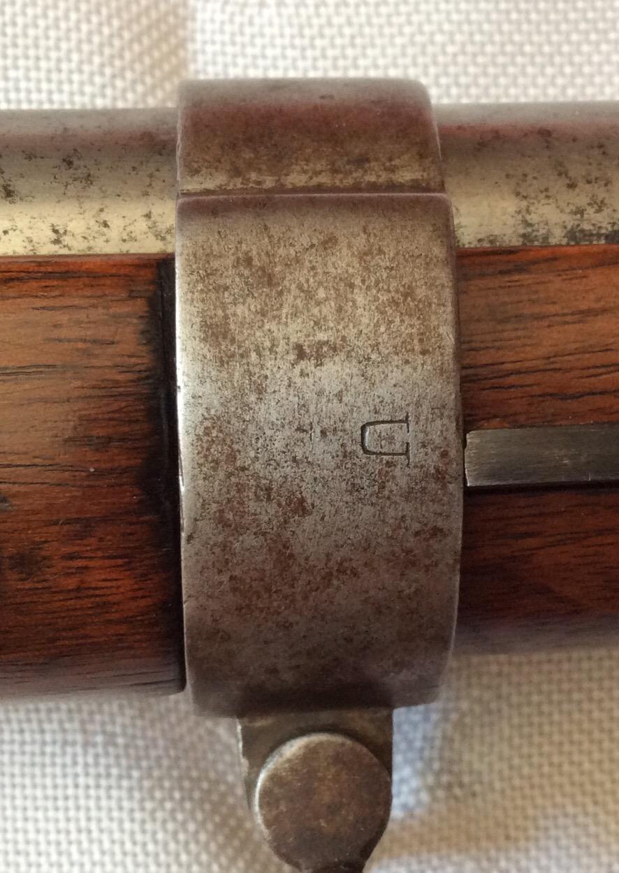 Richmond Rifle Musket, Barrel Band & Sling