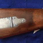 Richmond Rifle Musket, Patch Box