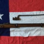 R.T. Pritchett Rifle Musket, Enfield & Socket Bayonet