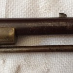 R.T. Pritchett Enfield Rifle Musket, Front Sight