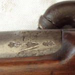 Enfield Rifle Musket, London Proof Marks