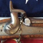 P - 1853 Type III British Enfield, 1862 Lock Plate