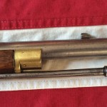 P-1853 Type III Rifle Musket Enfield, Front Sight