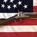 1858 Harpers Ferry Rifle Musket, Stock