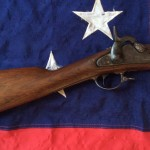1863 Richmond Short Rifle, Stock