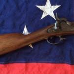 1863 Richmond Short Rifle, Stock