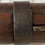 Richmond Short Rifle, Forward Barrel Band