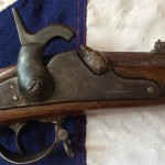 1863 Richmond Short Rifle, Cocked Hammer