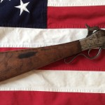 1863 Maynard Carbine, Shoulder Stock