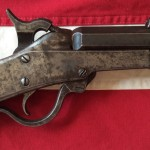 1863 Maynard Carbine, Breech System Lock Plate