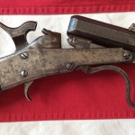 1863 Maynard Carbine, Open Breech