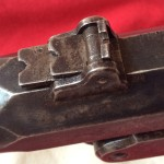 1863 Maynard Carbine, Rear Sight