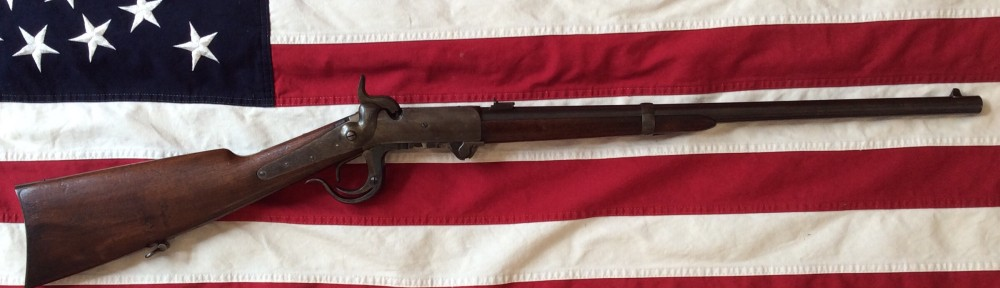 1864 Burnside Carbine, IV Model