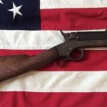 Sharps & Hankins Carbine, Shoulder Stock