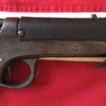 Sharps & Hankins Carbine, Breech Section