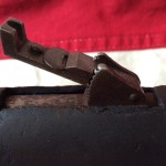 1862 Sharps & Hankins Carbine, Rear Sight