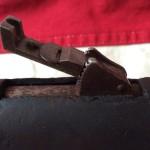 1862 Sharps & Hankins Carbine, Rear Sight