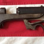 Sharps & Hankins Carbine, Open Breech