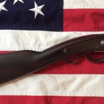 1864 Gywn & Campbell Carbine, Shoulder Stock
