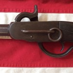 1864 Gywn & Campbell Carbine, Saddle Ring
