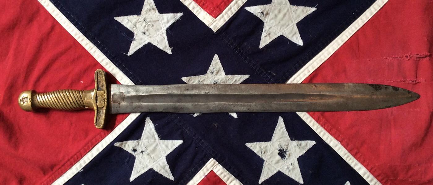 Confederate Short Sword, C.S. & Star
