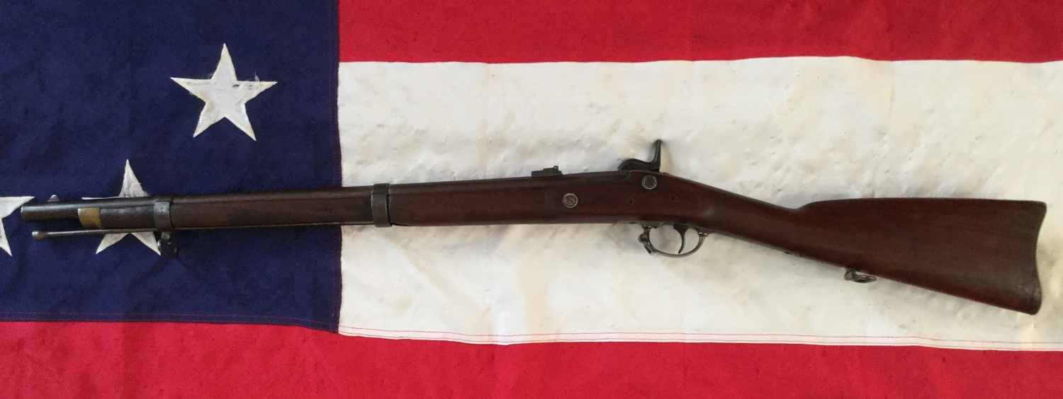 1863 Richmond Carbine, Left Side