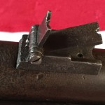 Richmond Carbine Rear Sight