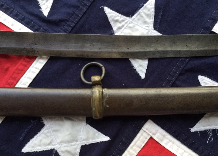 Haiman Brothers Sword & Scabbard
