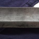 Haiman Cavalry Sword, Blade Forging Flaws