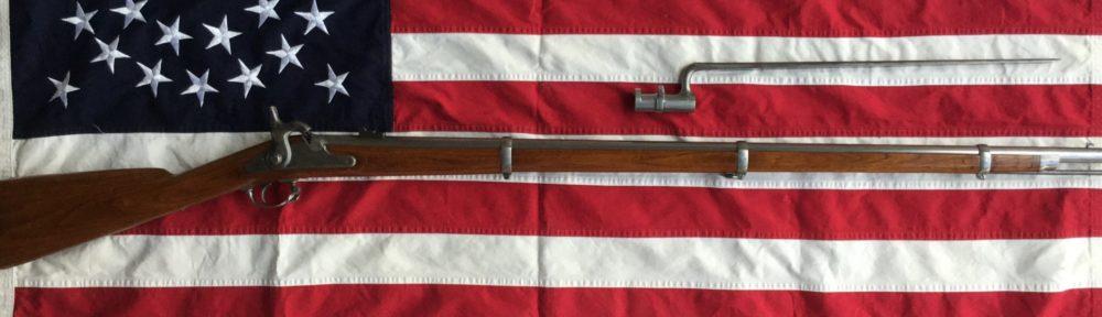 1863 Springfield Rifle Musket, Type 1