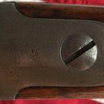 1863 Springfield Rifle Butt Plate
