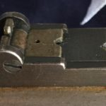 1863 Springfield Rear Sight
