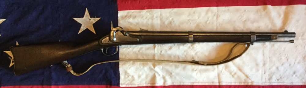 C.S. Richmond Carbine & Confederate Sling